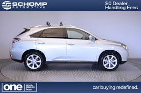 pre owned 2012 lexus rx 350 awd 4dr sport utility in highlands