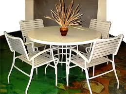 Aluminum Outdoor Patio Furniture by Furniture Vintage Aluminum Patio Furniture Of Vintage Solid