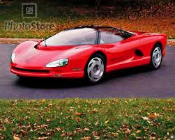 pontiac corvette concept 1986 corvette indy concept car buggies cars