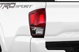 2016 toyota tacoma tail light 2017 toyota tacoma reviews and rating motor trend canada