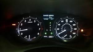 lexus gx 460 warning lights low gas indicator lights up too early clublexus lexus forum