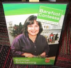 ina garten entertaining barefoot contessa with ina garten summer entertaining dvd