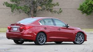 infiniti q50 2016 infiniti q50 red sport 400 review motor1 com photos