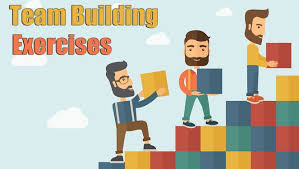 team building exercises for work or small groups