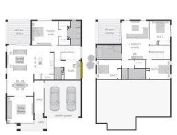 floor plans for split level homes parkland act floorplans mcdonald jones homes