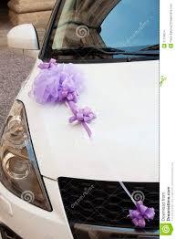 wedding car decoration stock images image 27724614