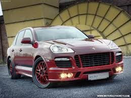 2008 Porsche Cayenne Gts - edo modified porsche cayenne gts gets 450hp