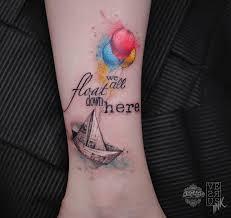 we all float down here u003c u003cmovies u0026 tv tattoos u003e u003e pinterest