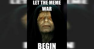 Meme War - meme wars how the internet has given vent to the anger fuelled by