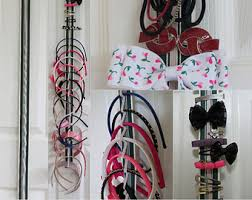 hair accessory organizer headband organizer etsy
