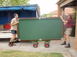 how to move a pool table across the room professional pool table movers pool table delivery service
