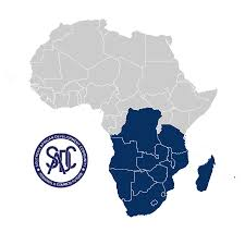 Map Of Southern Africa by Sadc Southern African Development Community United Nations
