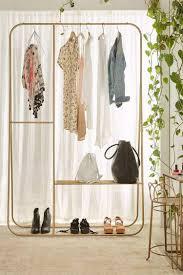 support vetement chambre portant vêtement original valet de chambre penderie et porte