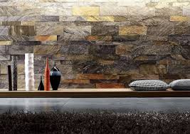 wall interior captivating interior stone wall how to bring natural stone into your