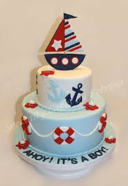 nautical baby shower cakes appealing baby shower cakes nautical theme 88 for your baby shower
