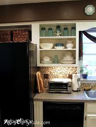 How To Paint Kitchen Cabinets With Annie Sloan Chalk Paint Kitchen Cabinet Makeover Annie Sloan Chalk Paint Artsy