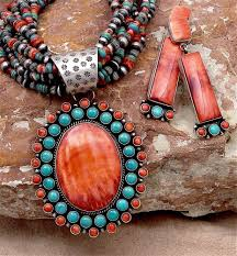 turquoise coloured necklace images Native american jewelry beautiful is it coral coral and jpg