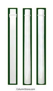 structural vinyl porch columns columns for front porch vinyl