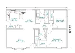 Ranch House Floor Plans With Basement Small Ranch House Floor Plans With Basement On 1600 Sq Ft