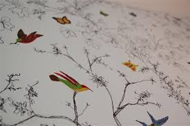 Wallpaper With Birds Birds U0026 Butterflies Wallpaper Wallpapersafari