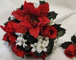 Wedding Flowers M Amp S Best 25 Christmas Wedding Bouquets Ideas On Pinterest Christmas