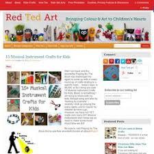 Musical Instruments Crafts For Kids - crafts kaspergrl pearltrees