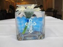 first holy communion table centerpieces 13 best first communion table centerpieces images on pinterest