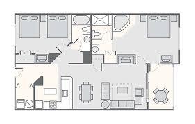 Vacation Village At Parkway Floor Plan Orlando U0027s Sunshine Resort Bluegreen Vacations