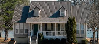 Metal Roof Homes Pictures by Weather Guard Roofing Lifetime Metal Roofing Systems