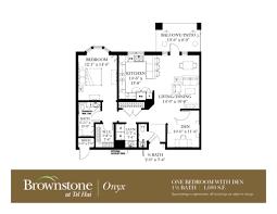 Onyx Homes Floor Plans new brownstone apartments tel hai