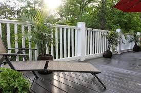 outdoor cable railing systems home depot deck railing kit