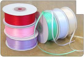 sided satin ribbon sided satin ribbon