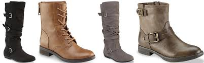 womens boots sears sears com up to 70 s boots 25 2 pairs