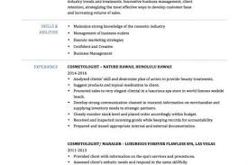 Cosmetologist Resume Samples by Cosmetology Instructor Resume Sample Free Resume Templates