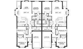 single story duplex floor plans stunning single storey duplex designs 20 photos home building