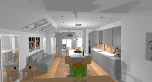 Kitchen Mood Lighting Mood Lighting On Kitchen Splashbacks