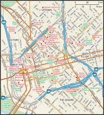 Dart Map Dallas by Downtown Dallas Map And Guide Downtown Dallas Street Map