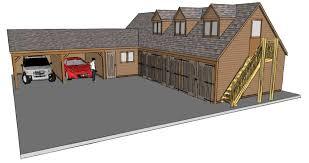 l shaped garage johncalle