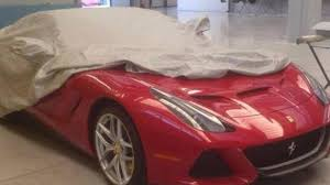 Ferrari F12 Convertible - possible ferrari f12 berlinetta targa one off photographed
