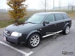 audi a4 allroad 2004 2004 audi allroad quattro 4 2 leather navi kd hu car