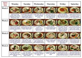 assisted living menu ideas diet lunch menu chicken cacciatore with brown rice