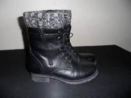 black sweater boots sweater top boots ebay