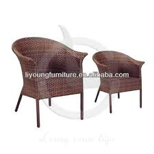 Dining Tub Chairs Outdoor Pe Rattan Dining Furniture Wicker Tub Chairs Lg S 276