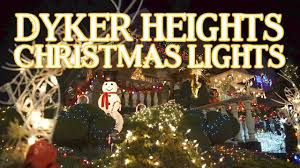 dyker heights brooklyn christmas lights dyker heights christmas lights brooklyn nyc youtube