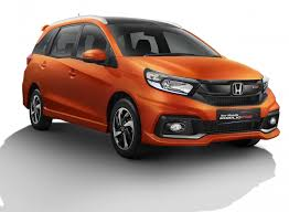 Honda Unveils World U0027s First Big Model Change Of Honda Mobilio In