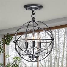 semi flush mount foyer light 24 best master closet makeover images on pinterest chandeliers