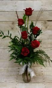 Dozen Roses Half Dozen Red Roses
