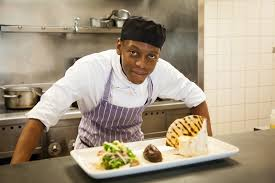sous chef cuisine ronald dzepasi sous chef at the lancaster hotel hit