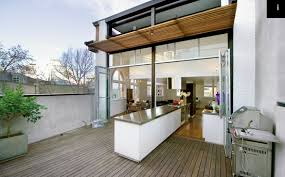 Indoor Kitchen Indoor Outdoor Dining Works Well In Warm Climates Dining D