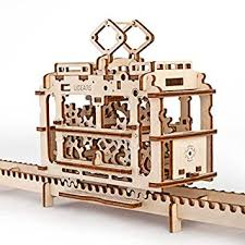 ugears wooden puzzle 3d mechanical craft set
